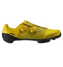 MAVIC chaussures VTT Ultimate XC jaune  2021