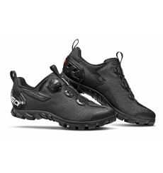 SIDI Defender black MTB shoes