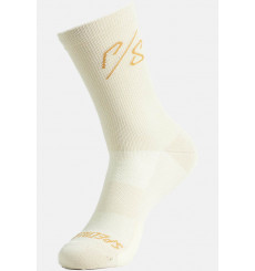 SPECIALIZED Soft Air Tall summer cycling socks - Sagan Collection Disruption