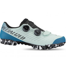 Chaussures VTT SPECIALIZED Recon 3.0 White Sage / Tropical Teal