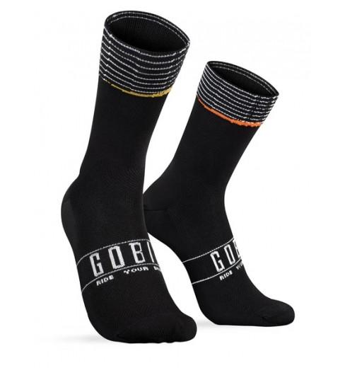 GOBIK chaussettes de cyclisme Iro 2.0 Titan Desert Édition limitée 2021