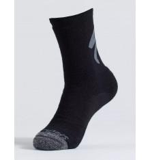 SPECIALIZED Merino Deep Winter Tall Logo socks 2022
