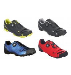 SCOTT chaussures vélo VTT homme Comp Boa 2022