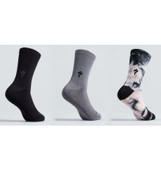 SPECIALIZED chaussettes vélo hiver Cotton Tall