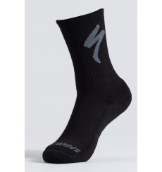 SPECIALIZED chaussettes hiver Merino Midweight Tall Logo 2022