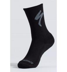SPECIALIZED Merino Midweight Tall Logo socks 2022