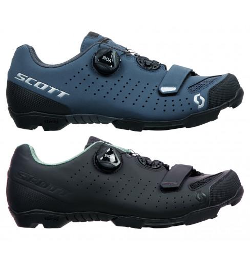 SCOTT chaussures vélo VTT femme Comp Boa 2022