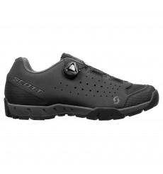 SCOTT Trail EVO Boa MTB black men's shoes 2022