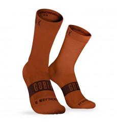 GOBIK Pure Walnut cycling socks 2022